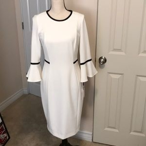 🌟🌟Final Price 🌟Exquisite Bell-sleeved Dress